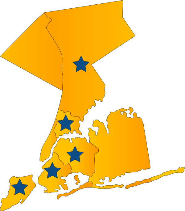 new york counties covered